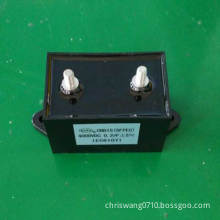 High voltage metallized polypropylene film capacitor 40UF 1250VDC